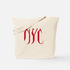wicked NY Tote Bag