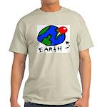 Where On Earth? Light T-Shirt