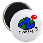 Where On Earth? Magnet