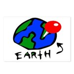 Where On Earth? Postcards (Package of 8)