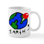 Where On Earth? Mug