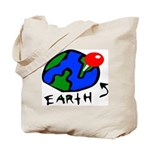 Where On Earth? Tote Bag