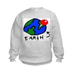 Where On Earth? Kids Sweatshirt