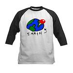 Where On Earth? Kids Baseball Jersey