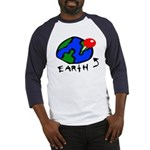 Where On Earth? Baseball Jersey