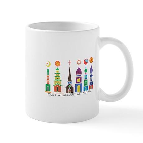 Cant Get Along Mugs