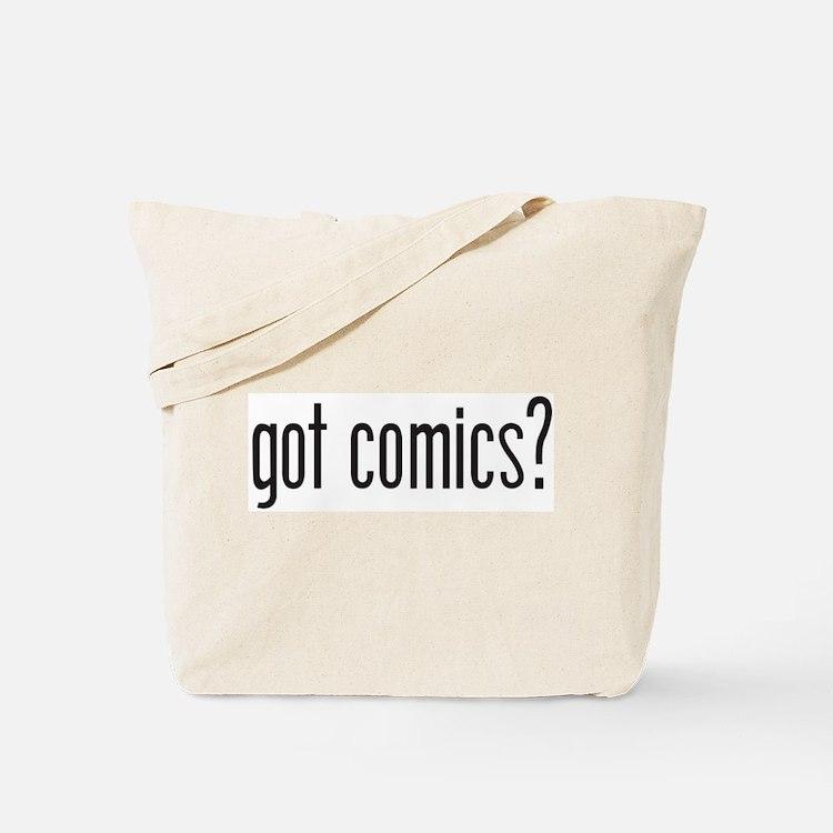 Got Comics? Tote Bag