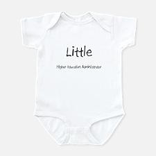 Little Higher Education Administrator Infant Bodys