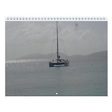Cute British virgin islands Wall Calendar