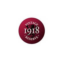 Vintage Reserve 1918 Mini Button (10 pack)