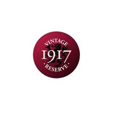 Vintage Reserve 1917 Mini Button