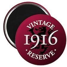 Vintage Reserve 1916 Magnet