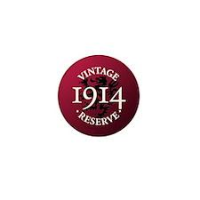 Vintage Reserve 1914 Mini Button (10 pack)