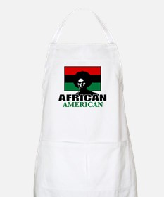 African American BBQ Apron