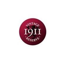 Vintage Reserve 1911 Mini Button