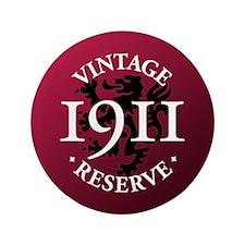 "Vintage Reserve 1911 3.5"" Button (100 pack)"