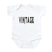 vintage Infant Bodysuit
