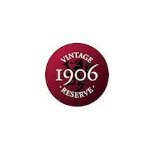 Vintage Reserve 1906 Mini Button (10 pack)