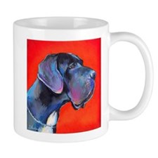 Great dane #2  Small Mug