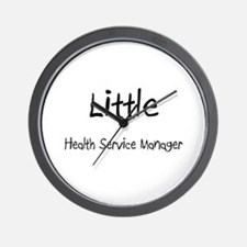 Little Health Service Manager Wall Clock