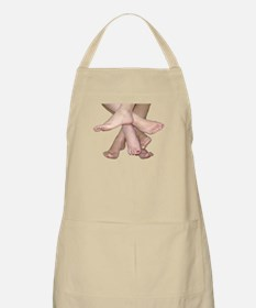 Family of Feet BBQ Apron