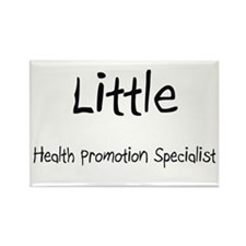 Little Health Promotion Specialist Rectangle Magne