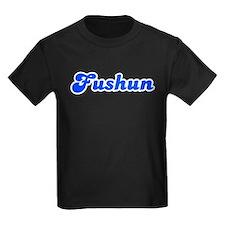Retro Fushun (Blue) T