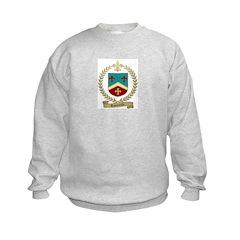 ROUSSELLE Family Crest Sweatshirt