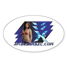 """Limited Edition """"Ocean Blue"""" (explict) Decal"""