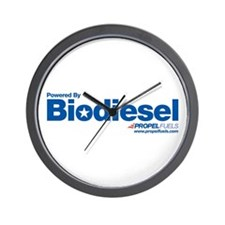 Biodiesel: Smells better than Wall Clock