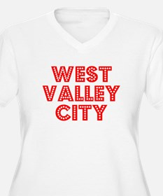 Retro West Valley .. (Red) T-Shirt