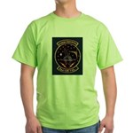 Mission Operations Green T-Shirt