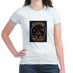 Mission Operations Jr. Ringer T-Shirt