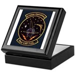 Mission Operations Keepsake Box