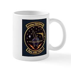 Mission Operations Mug