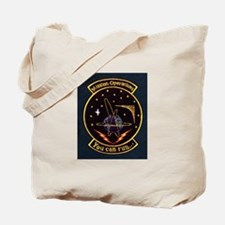 Mission Operations Tote Bag