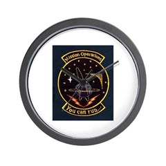 Mission Operations Wall Clock