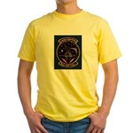 Mission Operations Yellow T-Shirt