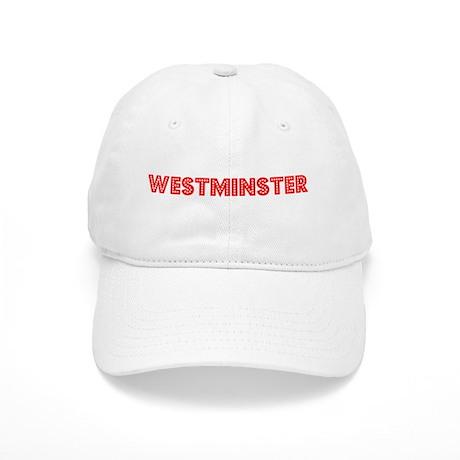 Retro Westminster (Red) Cap