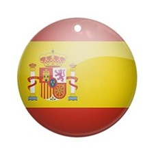 Spain Ornament (Round)