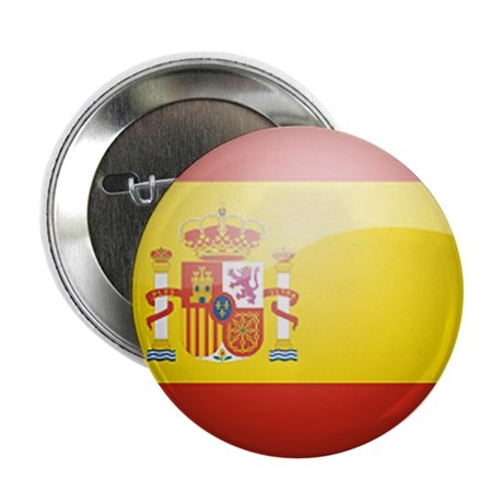 "Spain 2.25"" Button (10 pack)"