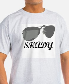 Shady T-shirt Ash Grey T-Shirt