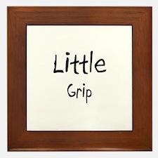 Little Grip Framed Tile