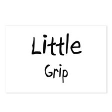 Little Grip Postcards (Package of 8)