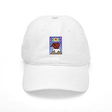 Mountain Tapir PEACE Baseball Cap