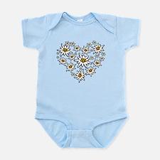 I (heart) edelweiss Body Suit