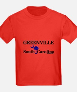 Greenville South Carolina T