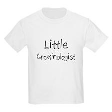 Little Graminologist Kids Light T-Shirt