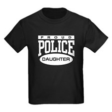 Proud Police Daughter T