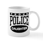 Proud Police Daughter Mug